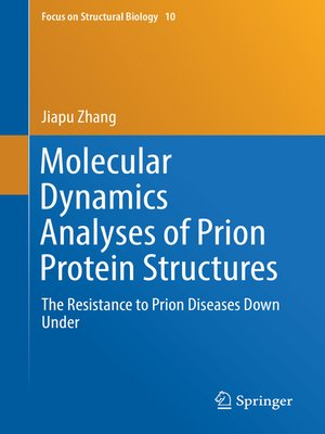 cover image of Molecular Dynamics Analyses of Prion Protein Structures