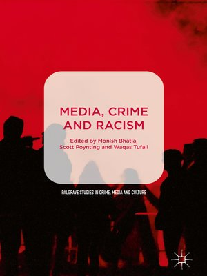 cover image of Media, Crime and Racism