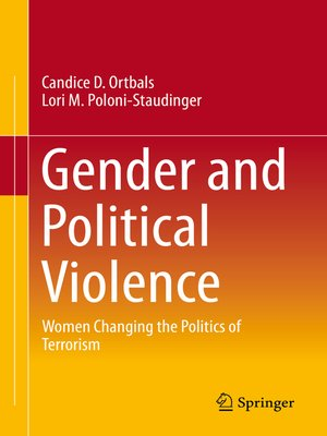 cover image of Gender and Political Violence