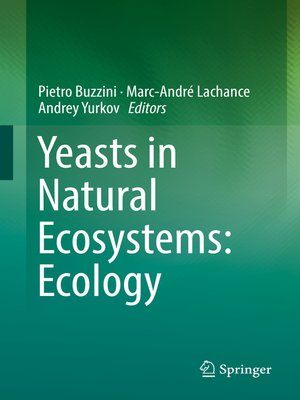 cover image of Yeasts in Natural Ecosystems