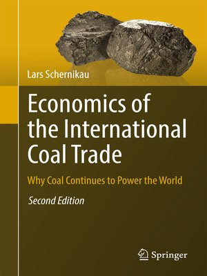 cover image of Economics of the International Coal Trade