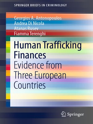 cover image of Human Trafficking Finances