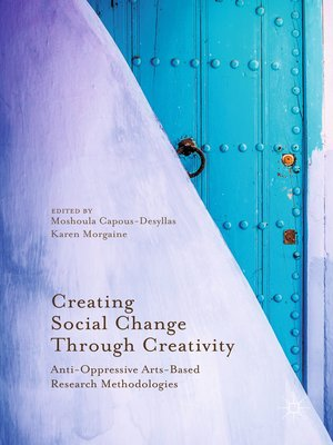 cover image of Creating Social Change Through Creativity