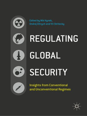cover image of Regulating Global Security