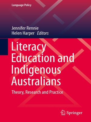 cover image of Literacy Education and Indigenous Australians