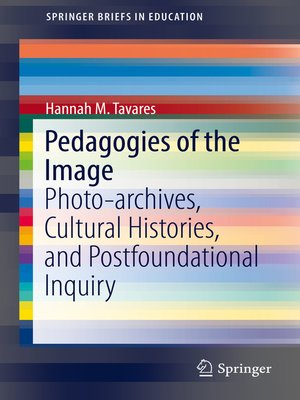 cover image of Pedagogies of the Image