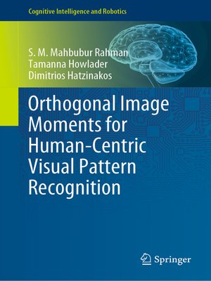 cover image of Orthogonal Image Moments for Human-Centric Visual Pattern Recognition