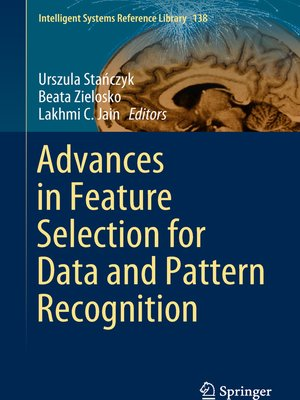 cover image of Advances in Feature Selection for Data and Pattern Recognition