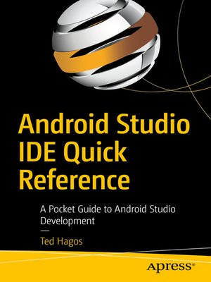 cover image of Android Studio IDE Quick Reference