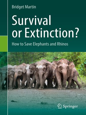 cover image of Survival or Extinction?