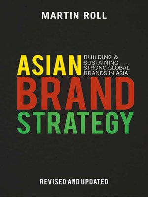 cover image of Asian Brand Strategy (Revised and Updated)