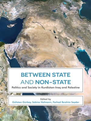 cover image of Between State and Non-State