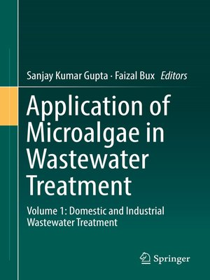 cover image of Application of Microalgae in Wastewater Treatment