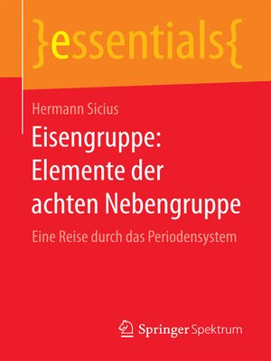 cover image of Eisengruppe