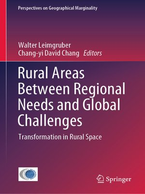cover image of Rural Areas Between Regional Needs and Global Challenges