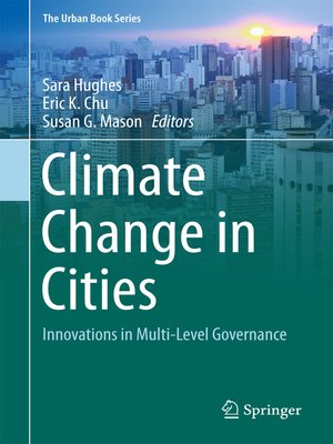 cover image of Climate Change in Cities