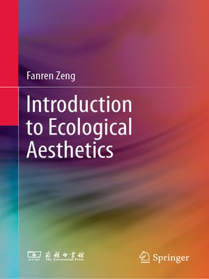 cover image of Introduction to Ecological Aesthetics