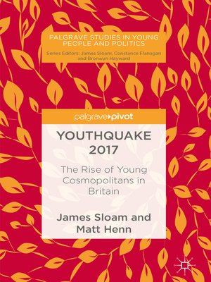 cover image of Youthquake 2017