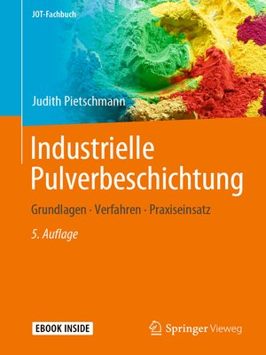 cover image of Industrielle Pulverbeschichtung