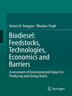 cover image of Biodiesel