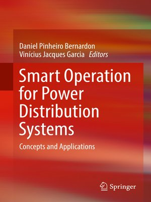 cover image of Smart Operation for Power Distribution Systems