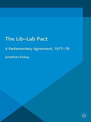 cover image of The Lib-Lab Pact