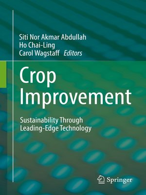 cover image of Crop Improvement