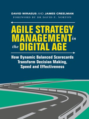 cover image of Agile Strategy Management in the Digital Age