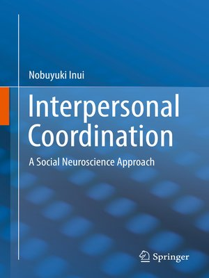 cover image of Interpersonal Coordination