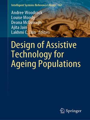 cover image of Design of Assistive Technology for Ageing Populations