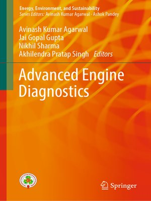 cover image of Advanced Engine Diagnostics