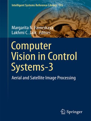 cover image of Computer Vision in Control Systems-3