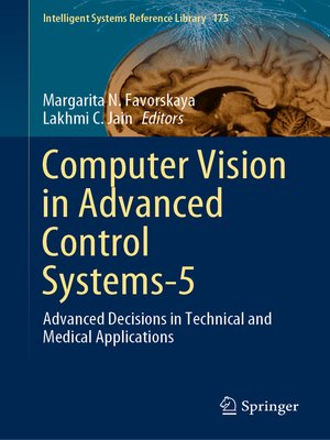 cover image of Computer Vision in Advanced Control Systems-5
