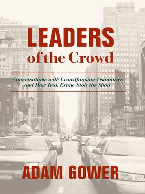 cover image of Leaders of the Crowd