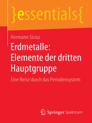 cover image of Erdmetalle