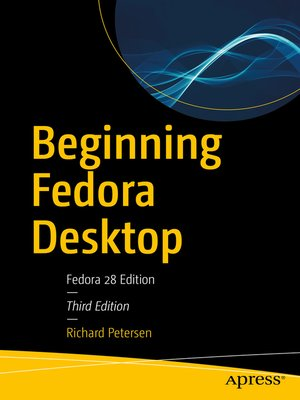 cover image of Beginning Fedora Desktop