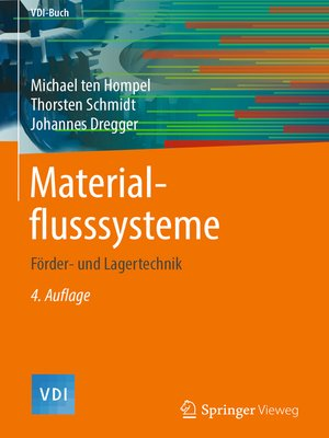 cover image of Materialflusssysteme