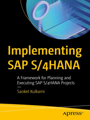cover image of Implementing SAP S/4HANA