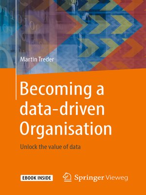 cover image of Becoming a data-driven Organisation