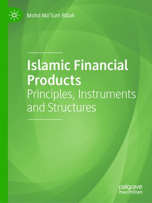 cover image of Islamic Financial Products
