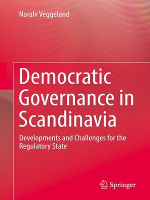 cover image of Democratic Governance in Scandinavia