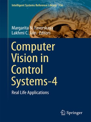 cover image of Computer Vision in Control Systems-4