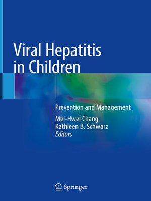 cover image of Viral Hepatitis in Children