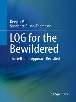cover image of LQG for the Bewildered