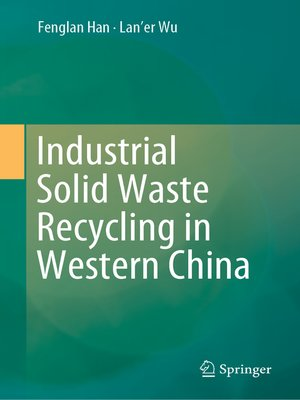 cover image of Industrial Solid Waste Recycling in Western China