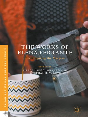 cover image of The Works of Elena Ferrante