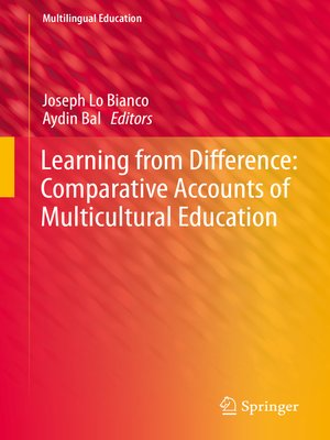 cover image of Learning from Difference