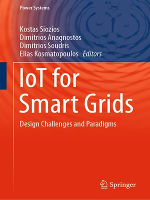 cover image of IoT for Smart Grids