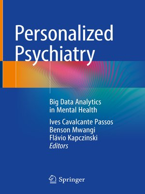 cover image of Personalized Psychiatry