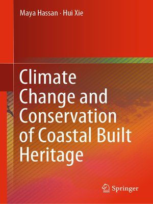 cover image of Climate Change and Conservation of Coastal Built Heritage